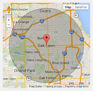 Contact Us Oak Lawn Dumpster Rental